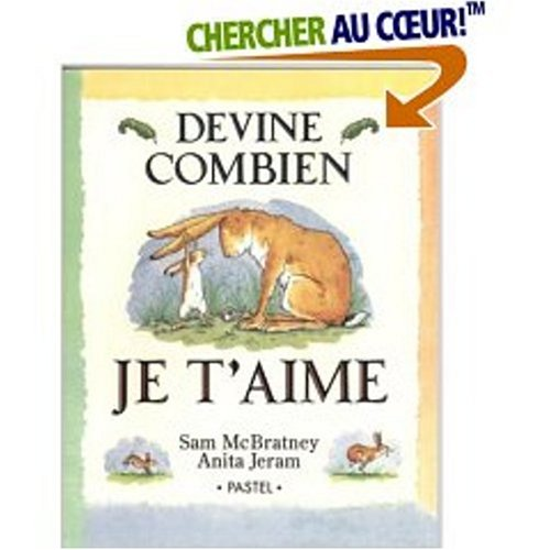 9780785953500: Devine Combien Je t'aime (Guess How Much I Love You) (French Edition)