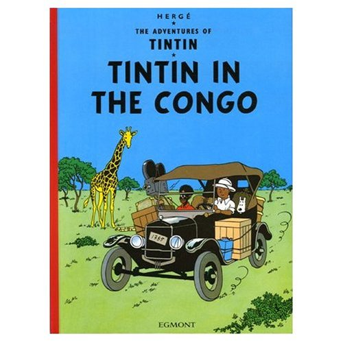 9780785956440: The Adventures of Tintin : Tintin in the Congo