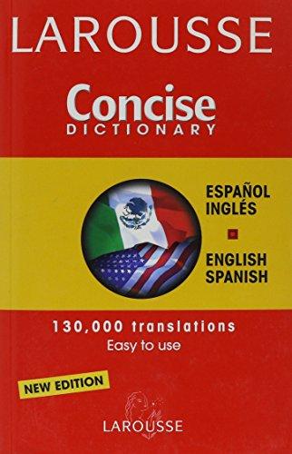 9780785957065: Larousse Diccionario Compact Espanol Ingles y Ingles Espanol: Larousse Concise Spanish to English and English to Spanish Dictionary