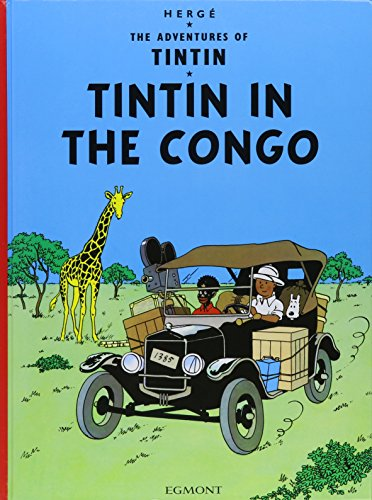 9780785958307: Tintin in the Congo (The Adventures of Tintin) Hardcover – 2005 by Hergé (Author)