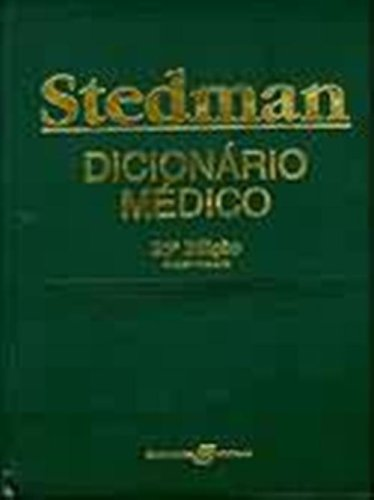 Stedman's English to Portuguese and Portuguese to English Medical Dictionary : Dicionario ...