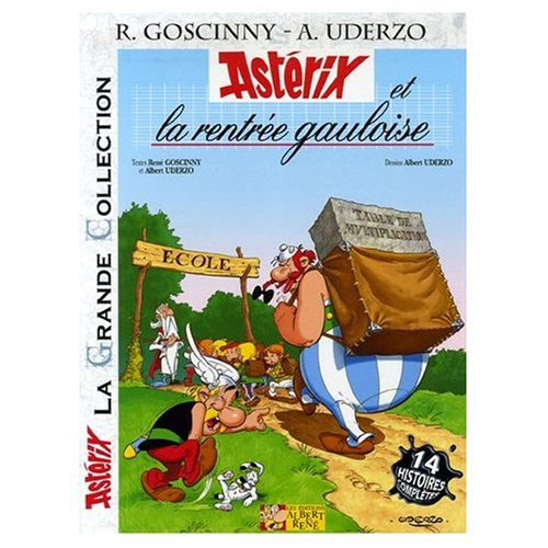 Asterix et la Rentree Gauloise (French Edition): Rene de Goscinny