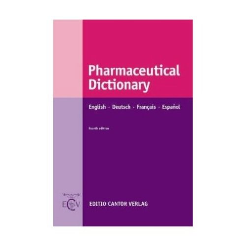 9780785989233: Trilingual Dictionary of Pharmaceutical Terms, German English and French on CD ROM: Dictionnaire Pharmaceutique Allemand Anglais Francais: Woerterbuch Pharma Deutsch Englisch Franzoesich