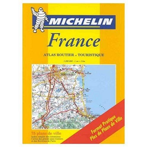 9780785990734: Michelin France Road Atlas