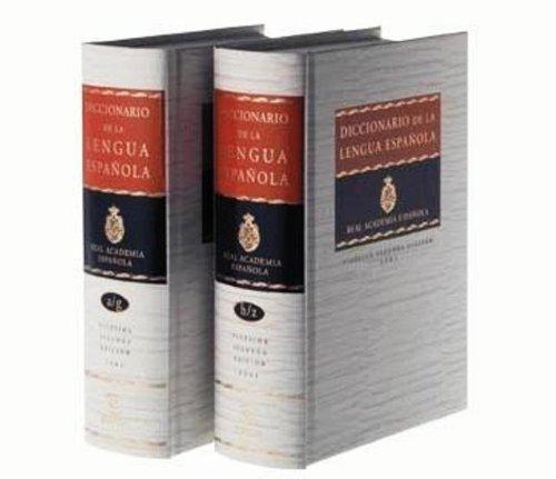 9780785991809: Diccionario de la Lengua Espanola de la Real Academia (Spanish Edition)