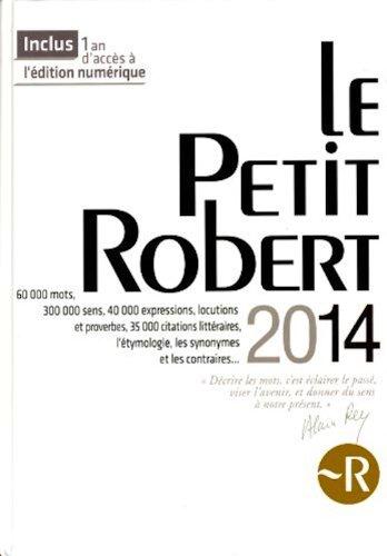 9780785991953: Le Nouveau Petit Robert (Grand Format): Dictionnaire Alphabetique et Analogique de la Langue Francaise (French Edition)