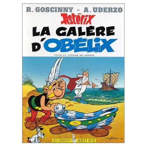 9780785993520: Asterix La Galere d'Obelix (French Edition of Asterix and Obelix All at Sea)