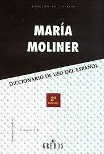 9780785993537: Diccionario de Uso del Espanol