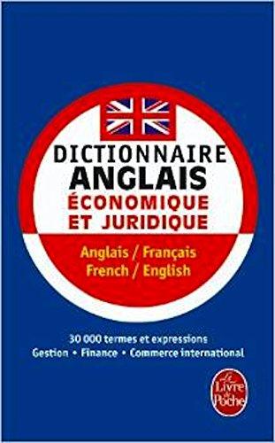 9780785993544: French to English and English to French Business and Legal Dictionary / Dictionnaire Francais Anglais et Anglais Francais Economique et Juridique