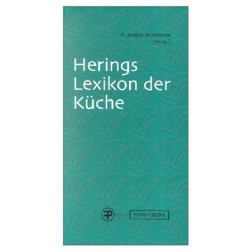 9780785994022: Hering's Dictionary of Classical and Modern Cookery: English/French/German with CD ROM