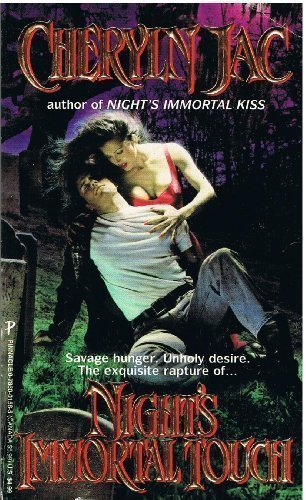 Night's Immortal Touch (A Paranormal Vampire Romance)