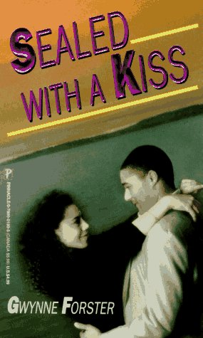 9780786001897: Sealed With a Kiss (Arabesque)