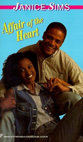 Affair of the Heart (Arabesque): Sims, Janice