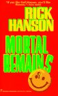 9780786002849: Mortal Remains: An Adam McCleet Mystery