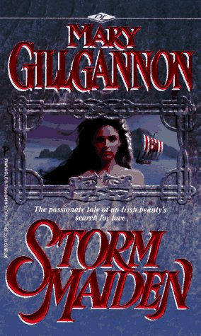 Storm Maiden (0786004142) by Mary Gillgannon