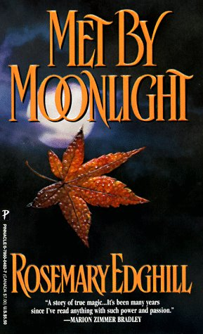 Met by Moonlight (A Time Travel Romance) (A Paranormal Romance)