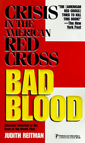 9780786005086: Bad Blood: Crisis in the American Red Cross