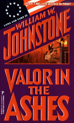 9780786005260: Valor In The Ashes