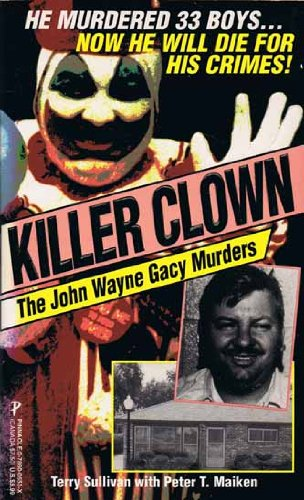 9780786005536: Killer Clown: The John Wayne Gacy Murders