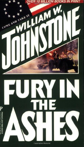 9780786006359: Fury In The Ashes