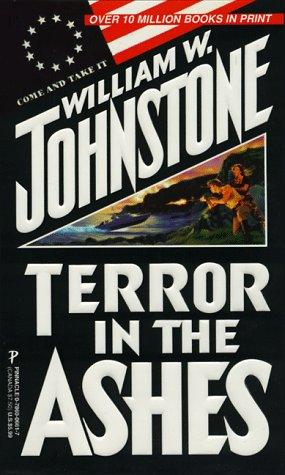 9780786006618: Terror in the Ashes
