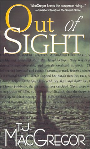Out of Sight (Plus SIGNED NOTE): Macgregor, T. J.