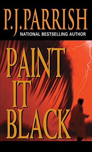 9780786014194: Paint It Black (Louis Kincaid Mysteries)