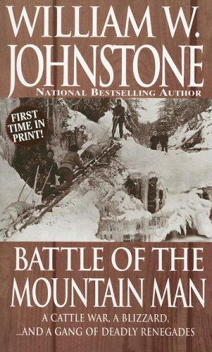 9780786014941: Battle Of The Mountain Man (The Last Mountain Man)