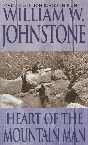 9780786015283: Heart of the Mountain Man (Mountain Man, No. 25)