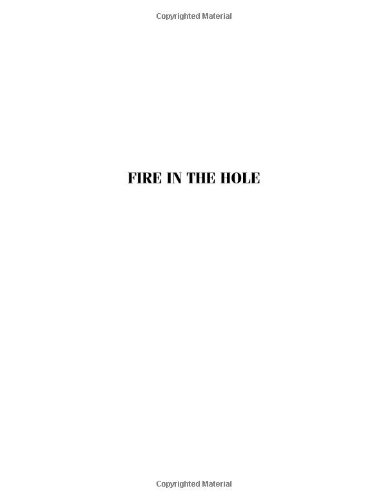 Fire In The Hole (Pinnacle Westerns) (0786017090) by Wheeler, Richard S.