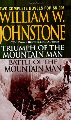 9780786017881: Triumph/Battle of the Mountain Man (The Last Mountain Man)