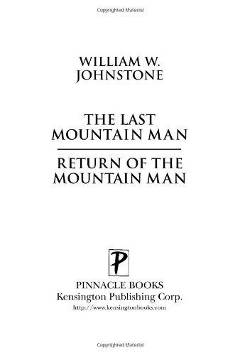 9780786017966: Last Mountain Man/Return of the Mountain (The Last Mountain Man)