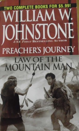 9780786019045: Preacher's Journey / Law of the Mountain Man (2-in-1 book)