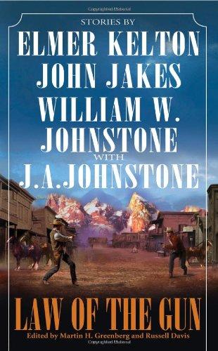 Law of the Gun (Pinnacle Westerns): C. Courtney Joyner,