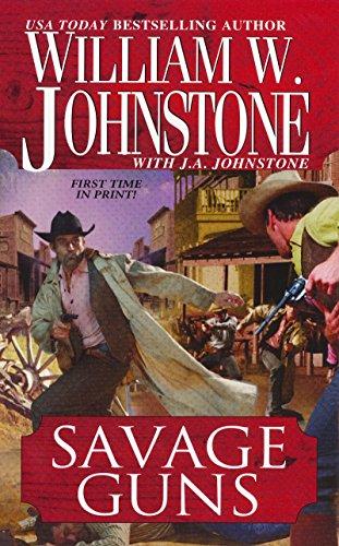 9780786021260: Savage Guns (Blood Valley, Book 3) (Cotton Pickens)