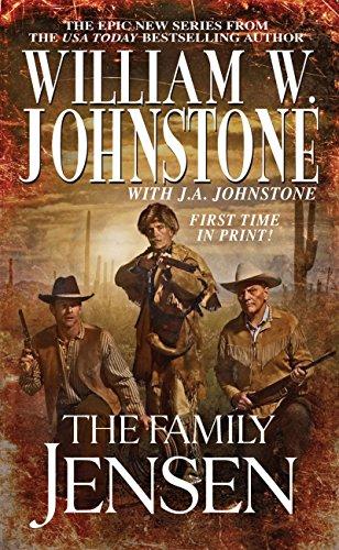 The Family Jensen #1: William W. Johnstone,