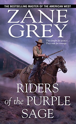 9780786022625: Riders of the Purple Sage
