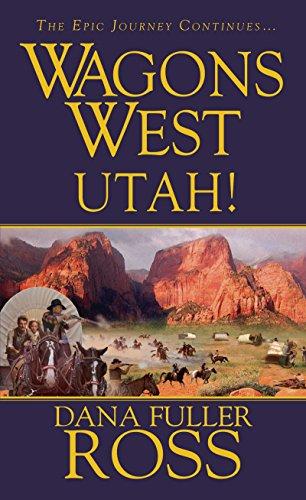 9780786023400: Wagons West: Utah!