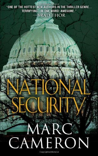 9780786024940: National Security (Jericho Quinn)