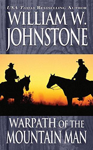 9780786025701: Warpath of the Mountain Man