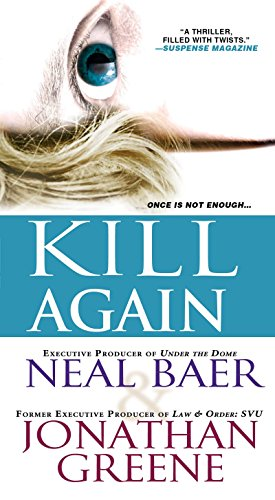 9780786027576: Kill Again (A Claire Waters Thriller)