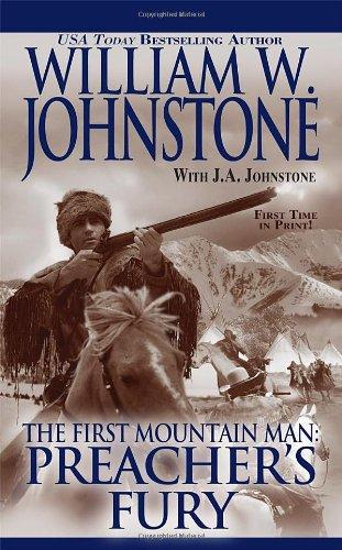9780786028016: Preacher's Fury (First Mountain Man 18)