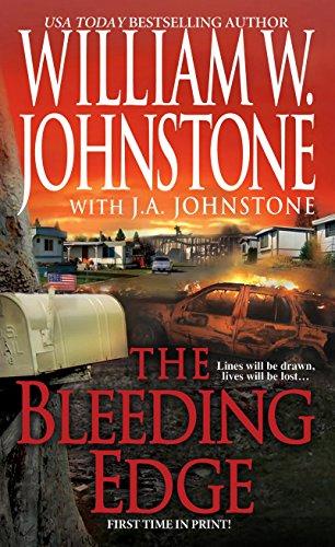 9780786028078: The Bleeding Edge