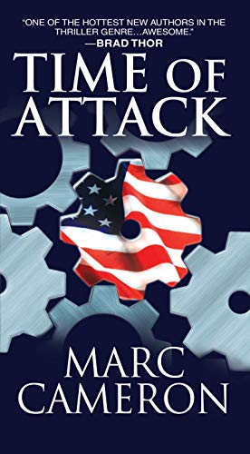 9780786031825: Time of Attack (A Jericho Quinn Thriller)