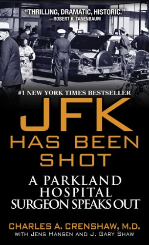 9780786034277: JFK Has Been Shot: A Parkland Hospital Surgeon Speaks out