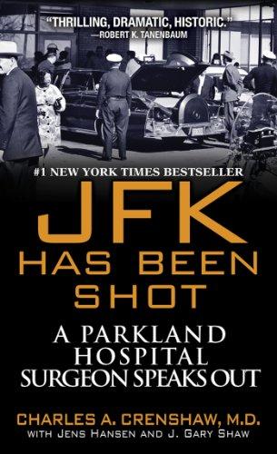 9780786034277: JFK Has Been Shot
