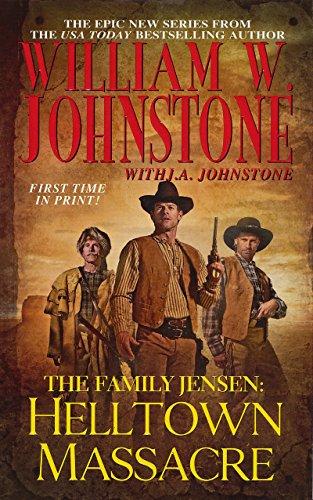 9780786034963: Helltown Massacre (The Family Jensen)
