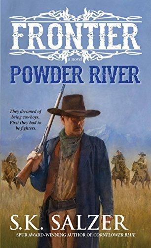 9780786036295: Powder River (Frontier)