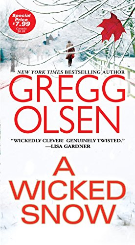 9780786036578: A Wicked Snow