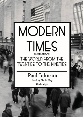 Modern Times (Part 1) (0786100036) by Paul Johnson